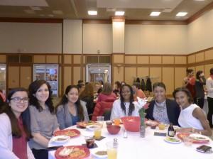 spanish club dinner 2014 1