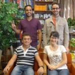New OSAs Tutoring in the Multilingual Writing Center