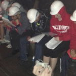 Trip to a Coal Mine Brings Reading to Life
