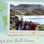 Dickinson in South America Students Wish Happy Holidays