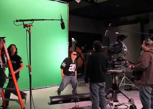 It Ain't Easy Being a Green Screen