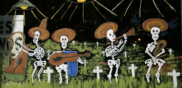 Come out to chat with your favorite DJs on Tuesday November 1st from 11am-1pm.  Buy Day of the Dead ( Día de los Muertos) treats and listen to music on a crisp, […]
