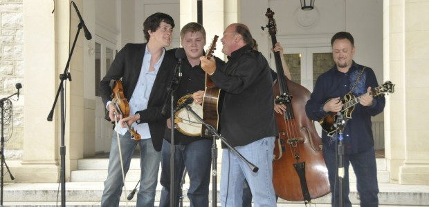 It's a Bluegrass Explosion! We have added more Bluegrass@Dickinson w/ Davis Tracy to our schedule July 11-13, to celebrate the 18th Annual Bluegrass on the Grass festival. And, hold on […]
