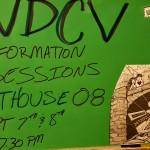 WDCV New DJ Info Sessions 9/7 & 9/8 2016