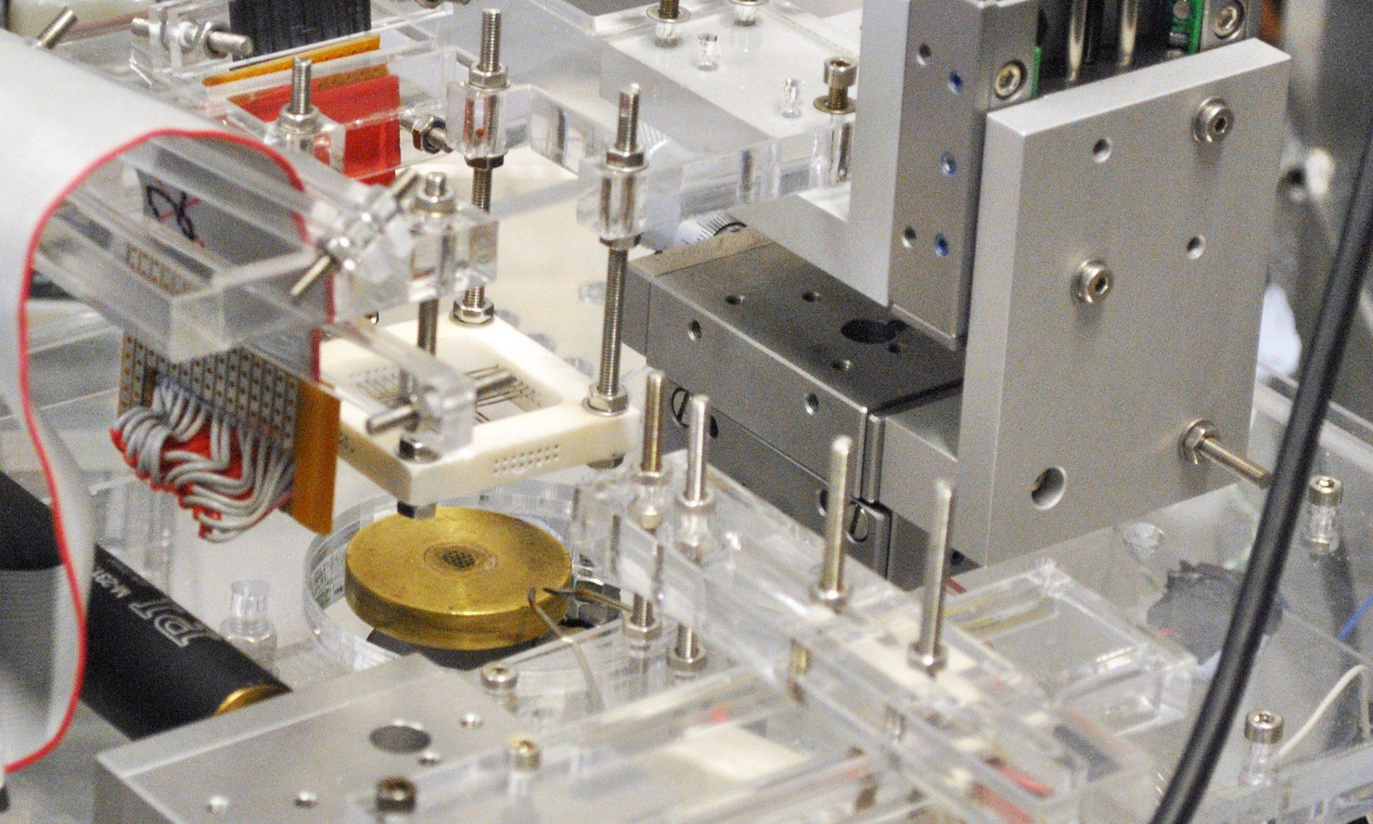 TB testing machine