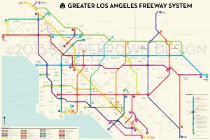 Greater Los Angeles Freeway
